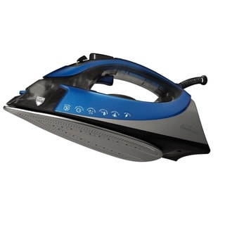Sunbeam GCSBCS-200-000 Blue/Sliver Turbo Steam Iron