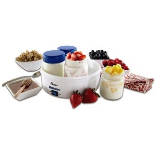 Oster CKSTYM1001 1-quart Manual Greek Yogurt Maker