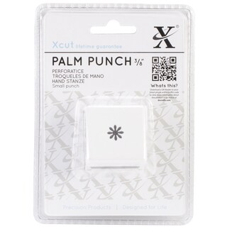 Xcut Small Palm PunchDaisy, .375in