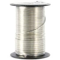 Craft Wire 20 Gauge 12ydSilver