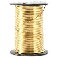 Craft Wire 20 Gauge 12ydGold