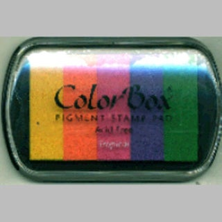 ColorBox Pigment Ink Pad 5 ColorsTropical
