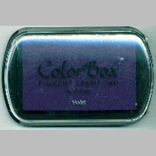 ColorBox Pigment Ink PadViolet