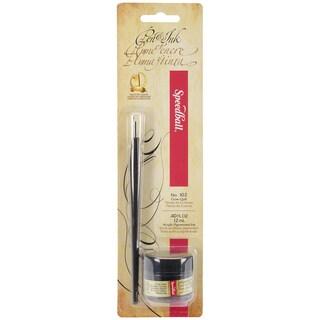 Speedball Calligraphy Pen & Ink Set