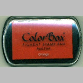 ColorBox Pigment Ink PadOrange