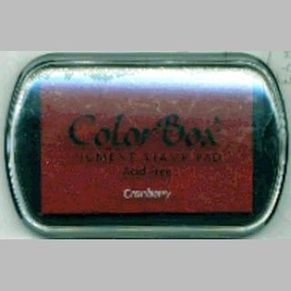 ColorBox Pigment Ink PadCranberry