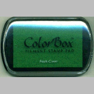 ColorBox Pigment Ink PadFresh Green