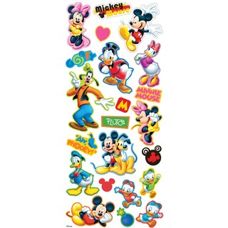 Disney Layered StickersMickey & Friends