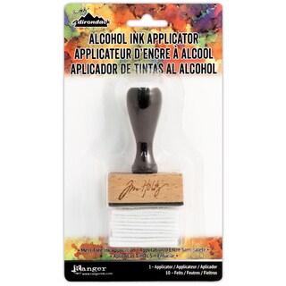 Adirondack Alcohol Ink ApplicatorStamp Handle W/10 Felts