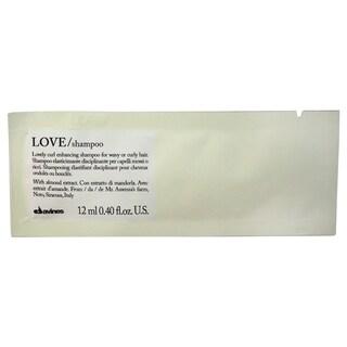 Davines Love Curl Enhancing Shampoo Sachet Kit