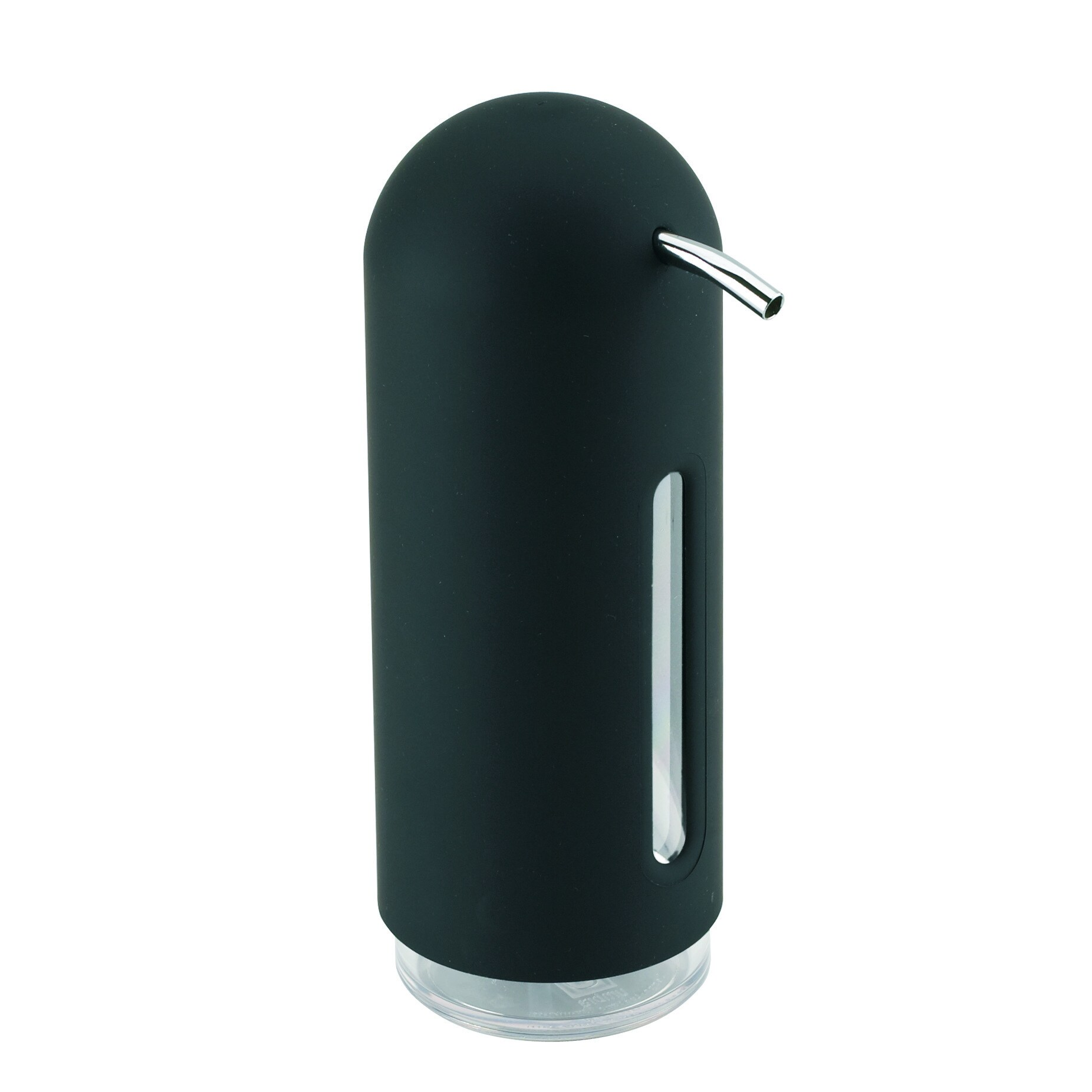 Umbra Penguin Soap Pump Dispenser (Black) (Plastic)