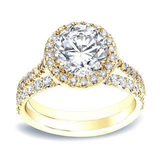 Yellow Bridal Sets Shop The Best Wedding Ring Sets Deals For May