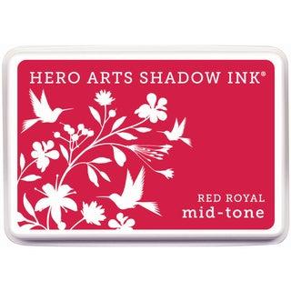 Hero Arts Midtone Ink PadsRed Royal