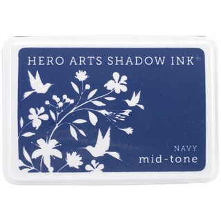 Hero Arts Midtone Ink PadsNavy