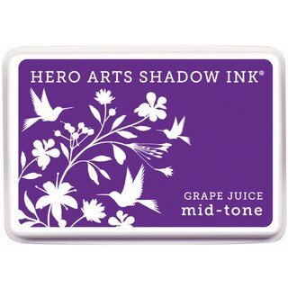 Hero Arts Midtone Ink PadsGrape Juice