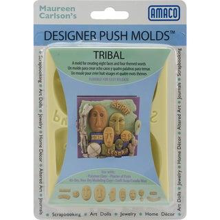 Amaco Designer Push Molds Tribal