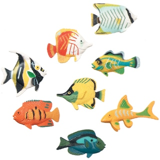 Creatures Inc.Tropical Fish 14/Pkg