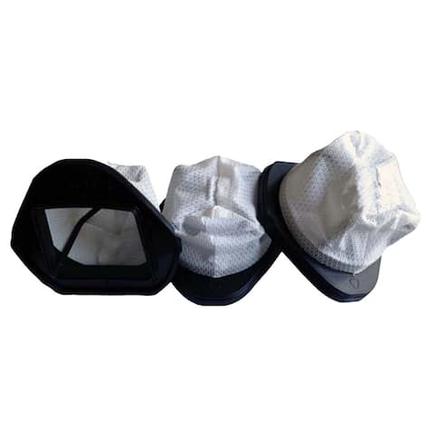 3pk Replacement Dust Cup Filters, Fits Shark SV736, SV748, SV738 & SV780, Compatible with Part XSB726N & XF769