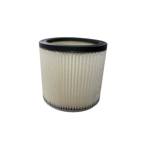Replacement Filter Cartridge, Fits Shop-Vac Wet & Dry Vacs, Compatible with Part 90304, 9039800 & 88-2340-02