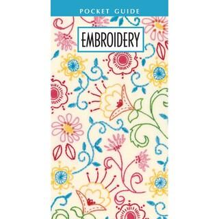 Leisure ArtsEmbroidery Pocket Guide