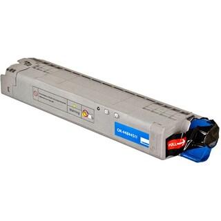 Cyan Toner Cartridge for Okidata M-series LaserJet Printers