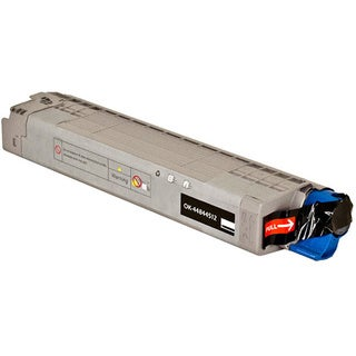 Black Toner Cartridge for Okidata M and P-series LaserJet Printers
