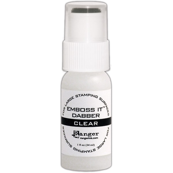 Emboss It Dabber 1oz BottleClear