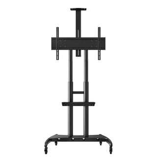 Luxor FP4000 Adjustable Height Large Free-standing TV Mount