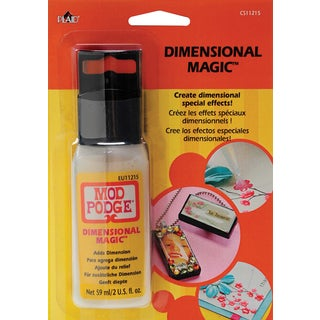 Mod Podge Dimensional Magic2oz