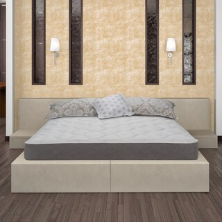 Wolf Pure and Simple Twin-size Firm Tight Top Innerspring Mattress