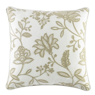Croscill Devon Square 18-inch Throw Pillow