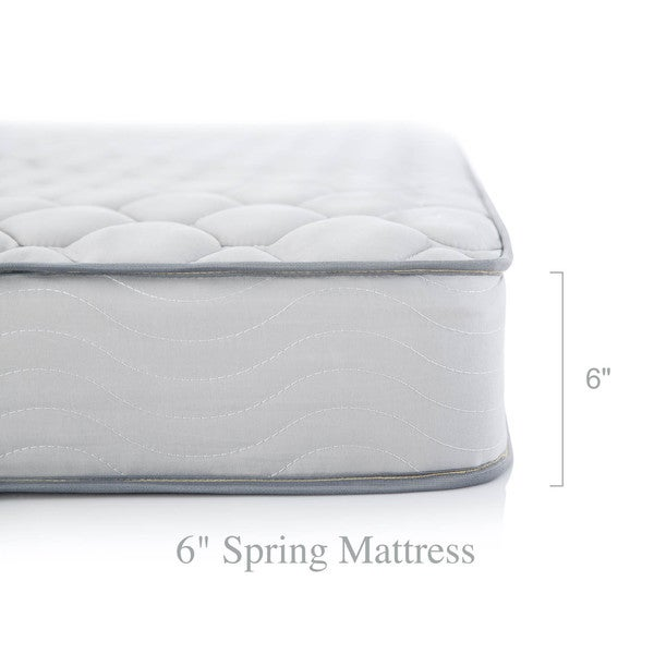 ecofriendly 6inch twin innerspring mattress free shipping today - Box Spring Mattress