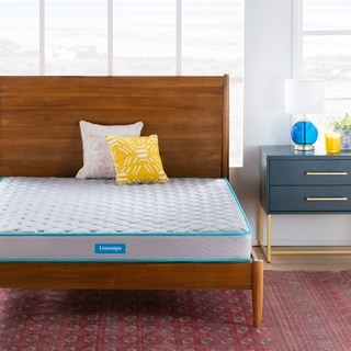 Link to Linenspa Essentials 6-inch Innerspring Mattress Similar Items in Hybrid Mattresses