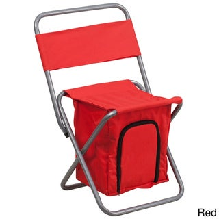 Kids Folding Camping Chair (Red)
