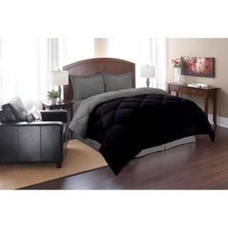 Comfort All-Season Down Alternative 3-Piece Reversible Comforter Set