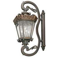 Kichler Lighting Tournai Collection 5-light Londonderry Extra Large Outdoor Wall Lantern