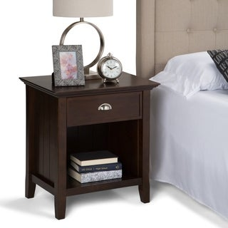 WYNDENHALL Normandy Bedside Table