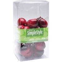 Design It Simple Decorative Fruit 25/PkgMini Cherries