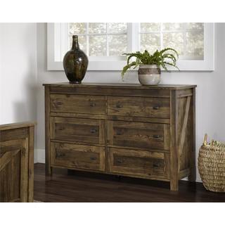 Link to Ameriwood Home Farmington 6-drawer Dresser Similar Items in Bedroom Furniture