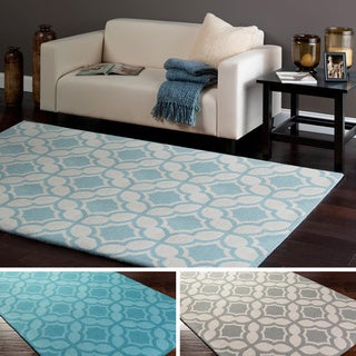 Hand-Tufted Athens Wool Rug (8' x 10')