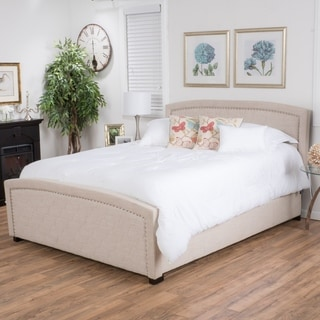 Christopher Knight Home Venus Upholstered Bed