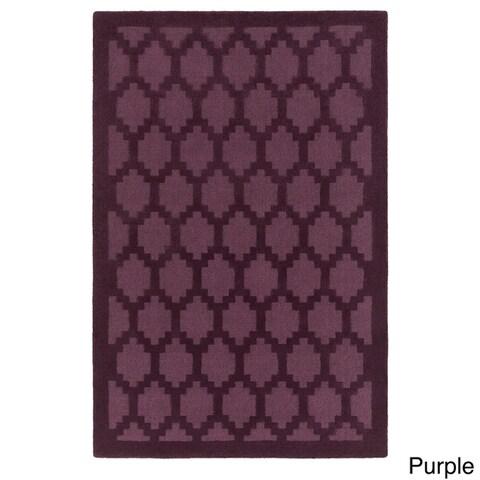 Hand-Loomed Hatfield Wool Rug