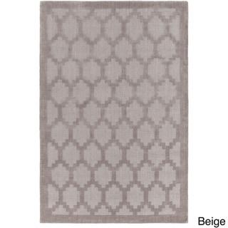 Hand-Loomed Hatfield Wool Rug (9' x 12')
