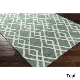 Hand-Tufted Keynsham Wool Rug (4' x 6')