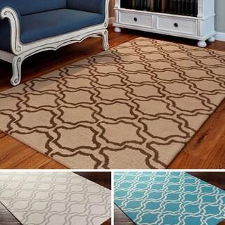 Hand-Tufted Atlanta Wool Rug (8' x 10')