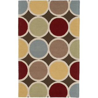 Hand-Tufted Antony Wool Rug (8' x 10')