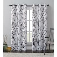 VCNY Home Keyes Blackout Single Curtain Panel