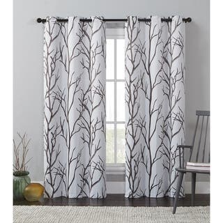 VCNY Home Keyes Blackout Curtain Panel