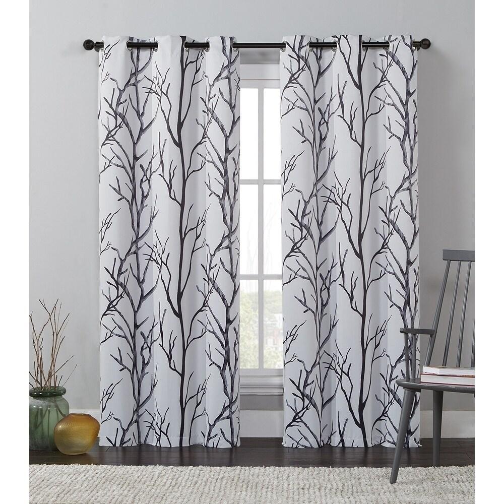 Shop VCNY Home Keyes Blackout Single Curtain Panel - 10574419