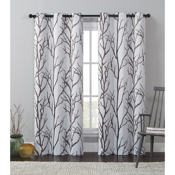 VCNY Home Keyes Blackout Single Curtain Panel. Opens flyout.